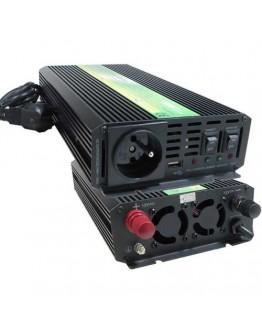 Inverter 24-220V 600W Charge