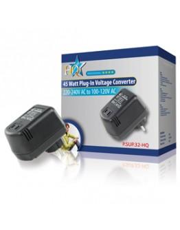 Voltage converter 230 - 110 V 45 W