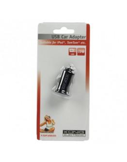 Adapter USB205, 12/24V - 5V/2.1A