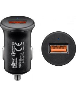 Quick Adapter USB, 12V - 5V/3000mA