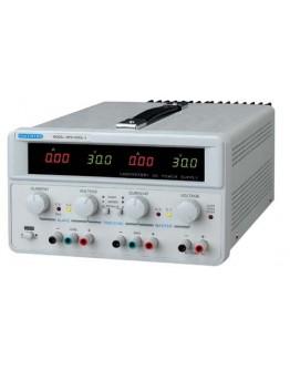 Power Supply MPS3005L-3  2x30V/5A  5V/3A