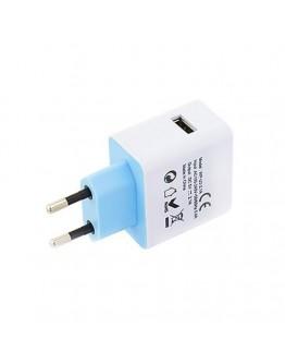 Adapter USB 220V-5V/2.1AW