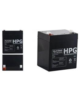 Lead acid battery 12V/4.5Ah