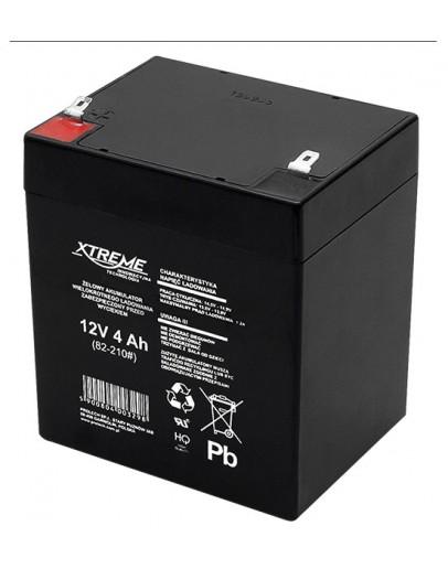 Lead acid battery 12V/4Ah