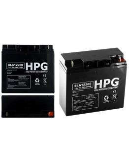 Lead acid battery 12V/20Ah
