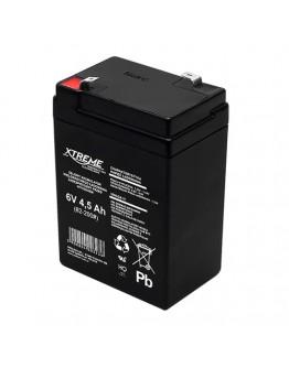 Lead acid battery 6V/4.5Ah XTREME