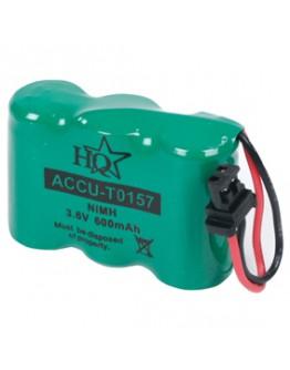 Battery pack 3.6V/600mAh PAN