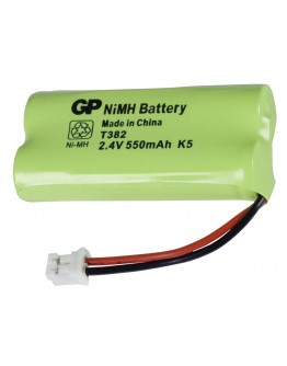 Battery pack 2.4V/550mAh