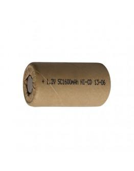 NiCd battery 1.2V/1900mAh