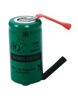 NiMH battery 1.2V/2400mAh
