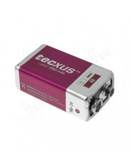 Lead acid battery 9V/280mAh