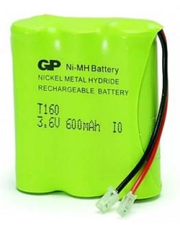 Battery pack 3.6V/600mAh