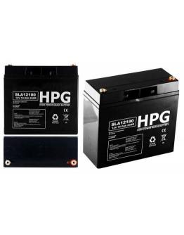 Lead acid battery 12V/18Ah