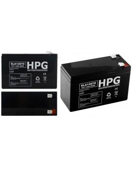 Lead acid battery 12V/7Ah