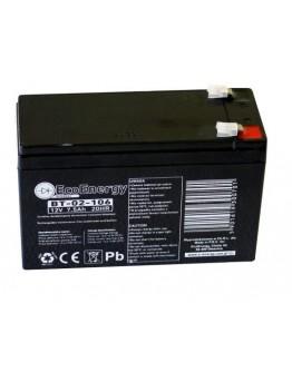Lead acid battery 12V/7,5Ah