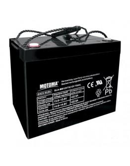Lead acid battery 12V/75Ah
