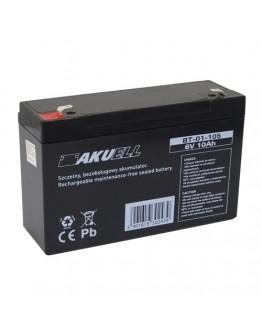 Lead acid battery 6V/10Ah, Akuell