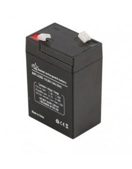 Lead acid battery 6V/4,5Ah, HQ