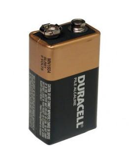 Battery 9V, Duracell