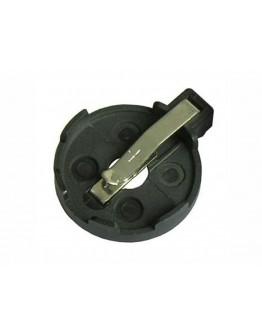 Battery holder for CR2032