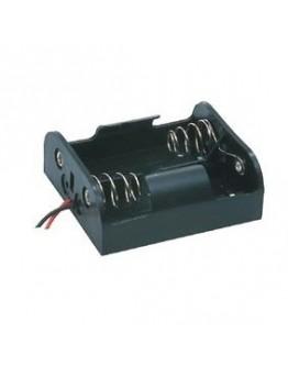 Battery holder for 2 х ААА