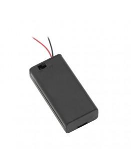 Battery holder for 2 х АА - 3