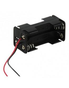 Battery holder for 4 х АА