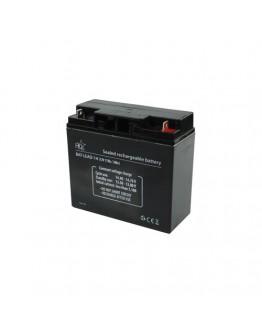 Lead acid battery 12V/17Ah, HQ