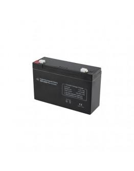 Lead acid battery 6V/10Ah, HQ
