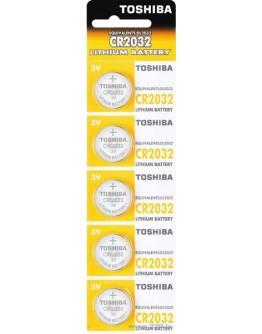 Battery CR2032, Toshiba