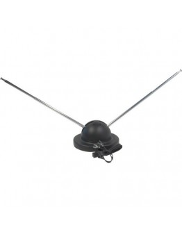 Indoor telescopic antenna TV2