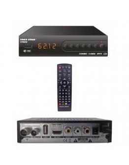Digital Terrestrial Receiver, DVBT CT6212