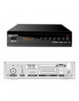Digital Terrestrial Receiver, DVBT CT9212