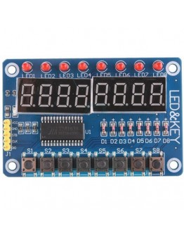 Arduino 64 - TM4638 control panel