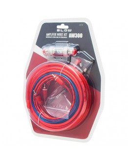 Connection kit for car amplifier AW300
