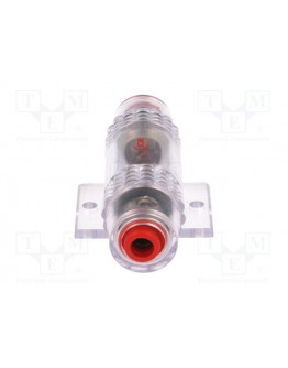 Fuseholder for fuses 10х38mm, cable 10-20мм2 SILVER