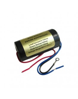 Power supply noise filter