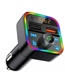 FM Modulatro BLOW With Bluetooth, Hendsfree and Fast Charge
