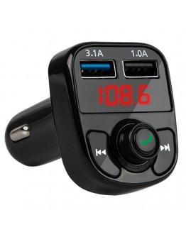FM Modulatro BLOW With Bluetooth and Charge T-01