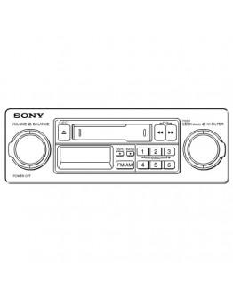 Car Cassette SONY XRS300