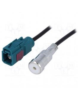 Auto connectors ISO FAKRA-ISO
