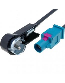 Auto connectors ISO-ZRSGOLF-ISO