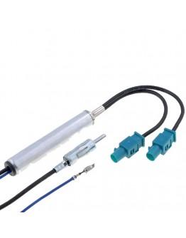 Auto connectors ISO-ZRSSA2F-DIN
