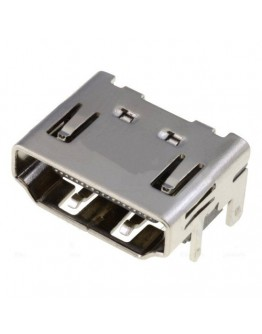 HDMI socket - PCB