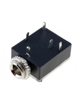 Stereo socket 3,5mm-for panel mounting-3