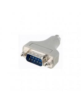 Adapter D-Sub-9 pins,M-PS/2,M
