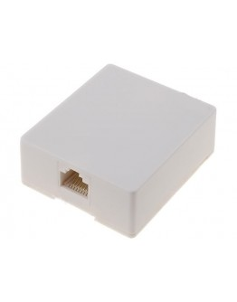 Connector for RG45