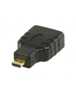 Adapter  HDMI female - Micro HDMI male