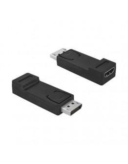 Adapter  HDMI female - DisplayPort male