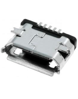 USB B Micro socket - PCB